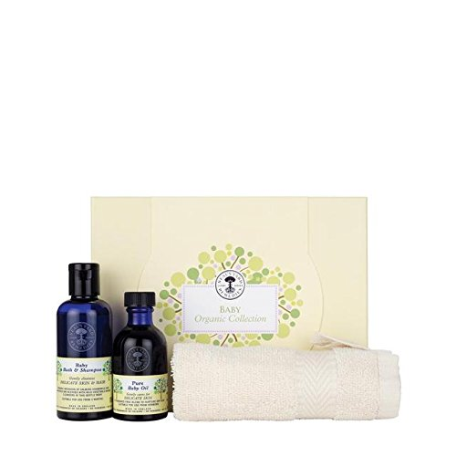Neal's Yard Remedies Baby Organic Collection