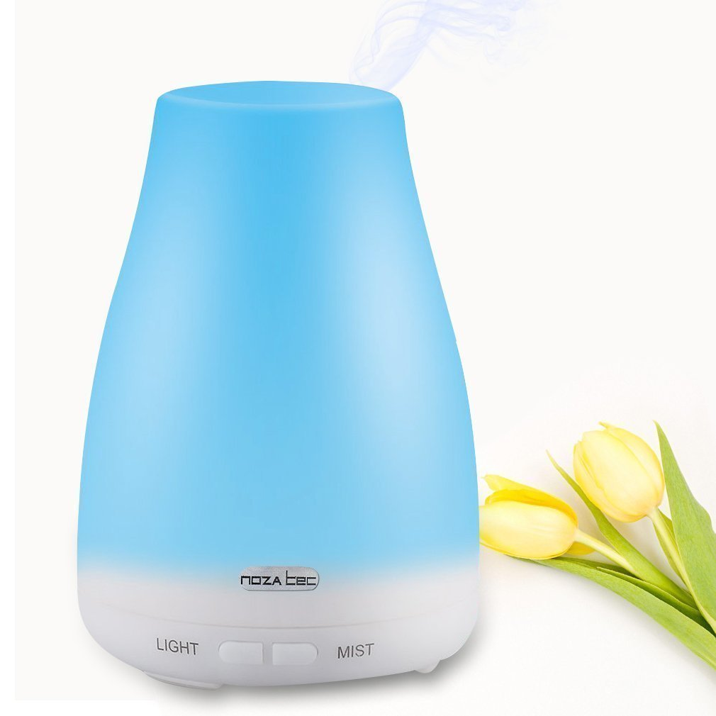 Aroma Diffuser, Ultrasonic Essential Oil Aromatherapy Diffusers Humidifier